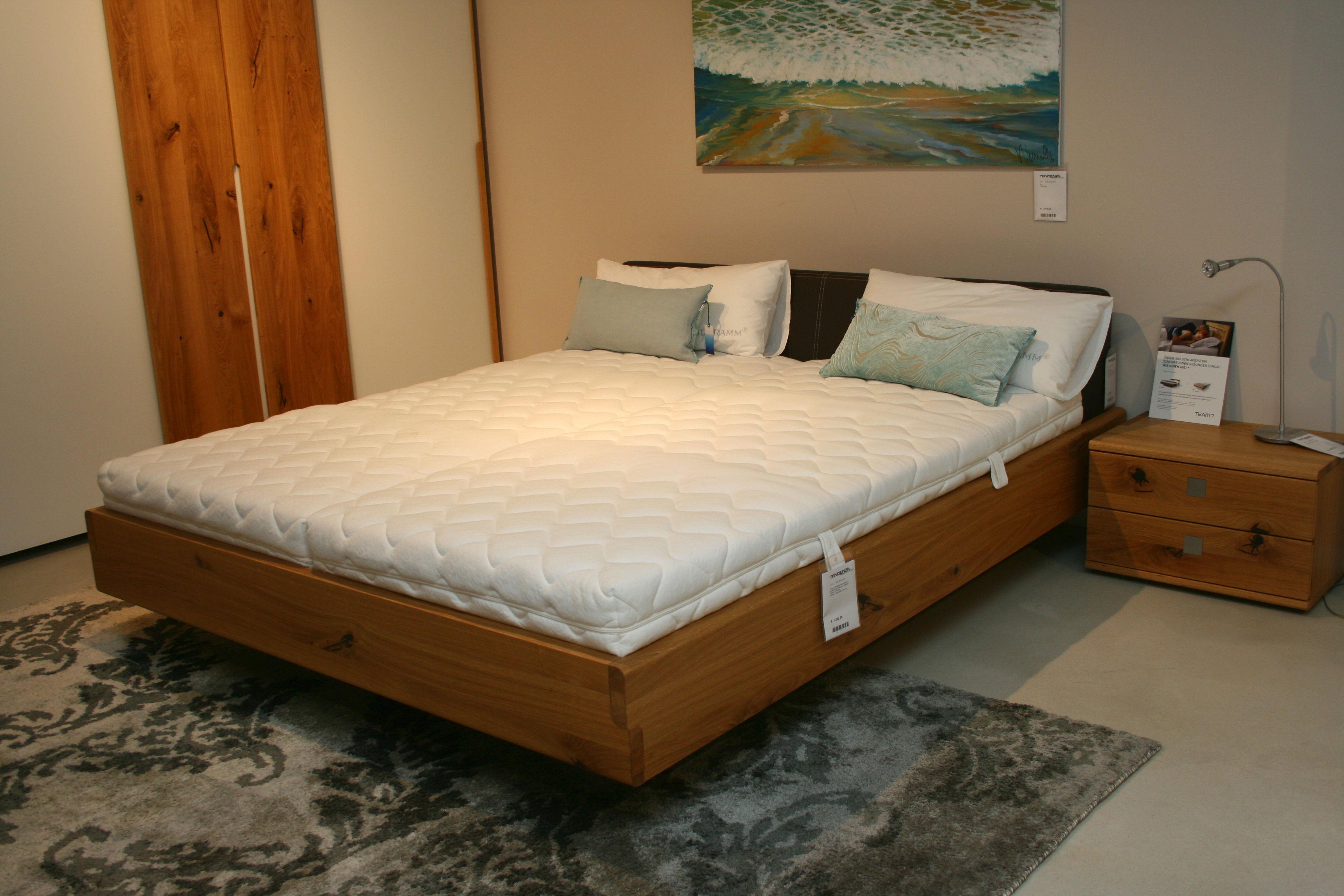 team 7 bett team 7 bett lunetto einrichtungsh user h ls. Black Bedroom Furniture Sets. Home Design Ideas